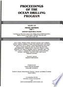 Proceedings Of The Ocean Drilling Program PDF