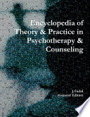 Encyclopedia of Theory   Practice in Psychotherapy   Counseling Book