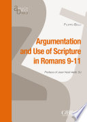 Argumentation And Use Of Scripture In Romans 9 11