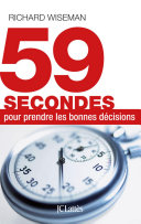 59 secondes pour prendre les bonnes décisions Pdf/ePub eBook