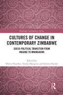 Cultures of Change in Contemporary Zimbabwe