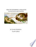 New Programming Languages For Novices And Experts Fourth Edition B