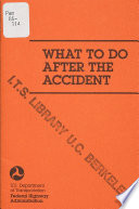 What to Do After the Accident