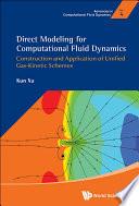 Direct Modeling for Computational Fluid Dynamics