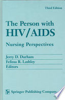The Person with HIV AIDS Book