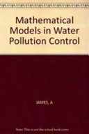 Mathematical Models in Water Pollution Control