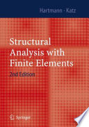 Book Cover: Structural Analysis with Finite Elements