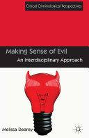 Pdf Making Sense of Evil Telecharger