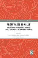 From Waste to Value Book