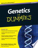 """Genetics For Dummies"" by Tara Rodden Robinson"