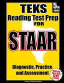 Teks 5th Grade Reading Test Prep for Staar