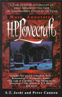 Read Online More Annotated H.P. Lovecraft For Free