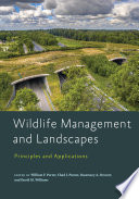 Wildlife Management and Landscapes