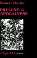 Prélude à l'apocalypse