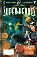 The Multiversity: The Society of Super-Heroes: Conquerors of the Counter-World (2014-) #1