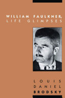 William Faulkner, Life Glimpses Pdf/ePub eBook