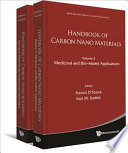 Handbook Of Carbon Nano Materials Book PDF