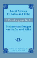 Great Stories by Kafka and Rilke/Meistererzählungen von Kafka und Rilke
