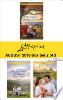 Harlequin Love Inspired August 2016   Box Set 2 of 2 Book