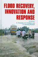 Flood Recovery  Innovation and Response