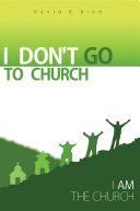 Pdf I Don't Go to Church