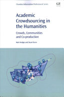 Academic Crowdsourcing in the Humanities Book