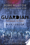 Guardian Alex London Cover