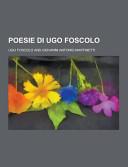 Poesie Di Ugo Foscolo