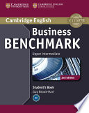 Business Benchmark Upper Intermediate Business Vantage Student s Book
