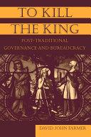 To Kill the King Pdf/ePub eBook