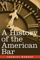A History of the American Bar