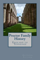 Proctor Family History