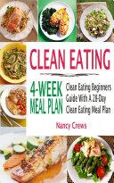 Clean Eating 4 Week Meal Plan