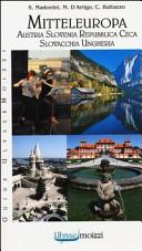 Guida Turistica Mitteleuropa. Austria, Slovenia, Repubblica Ceca, Slovacchia, Ungheria Immagine Copertina