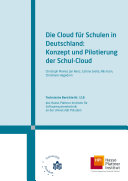 Die Cloud für Schulen in Deutschland