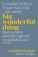 Pdf Big Wonderful Thing