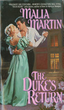 Duke's Return Pdf/ePub eBook