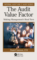 The Audit Value Factor