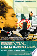 """""""Essential Radio Skills: How to Present a Radio Show"""" by Peter Stewart"""