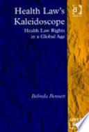 Health Law S Kaleidoscope Book PDF