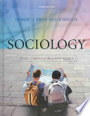 Cover of Sociology: Your Compass for a New World