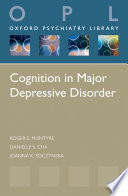 Cognition in Major Depressive Disorder