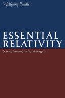 Essential Relativity [Pdf/ePub] eBook
