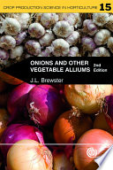 Onions and Other Vegetable Alliums Book