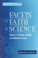 The Role of Beliefs in the Natural Sciences