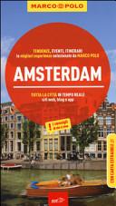 Guida Turistica Amsterdam. Con atlante stradale Immagine Copertina
