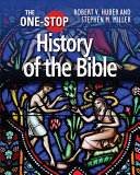 The One Stop History of the Bible Book