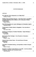 Canadian Review of Studies in Nationalism