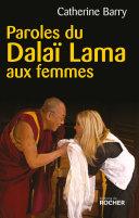 Pdf Paroles du Dalaï Lama aux femmes Telecharger