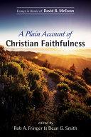 A Plain Account of Christian Faithfulness